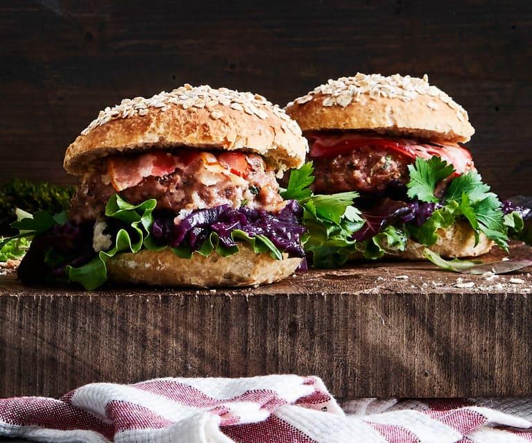 Gourmet-Burgers