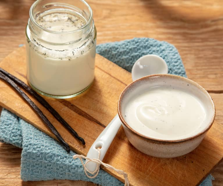 Vanillejoghurt
