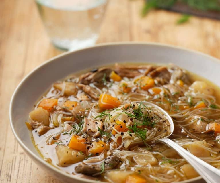 Janek's Chicken Soup