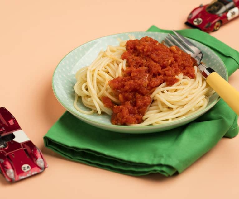 Tomatensauce (Grundrezept)