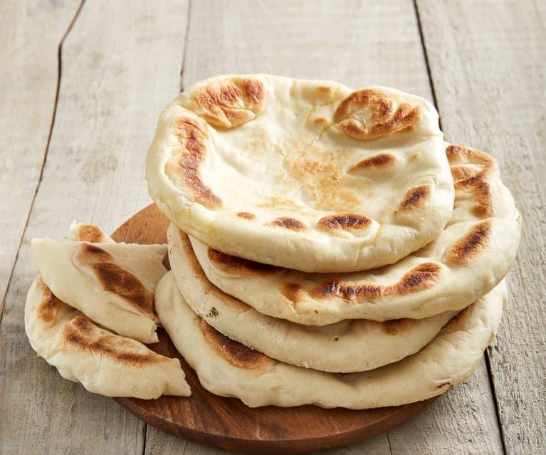 Ricetta Pane Arabo Per Kebab Bimby.Pane Arabo Cookidoo La Nostra Piattaforma Ufficiale Di Ricette Per Bimby