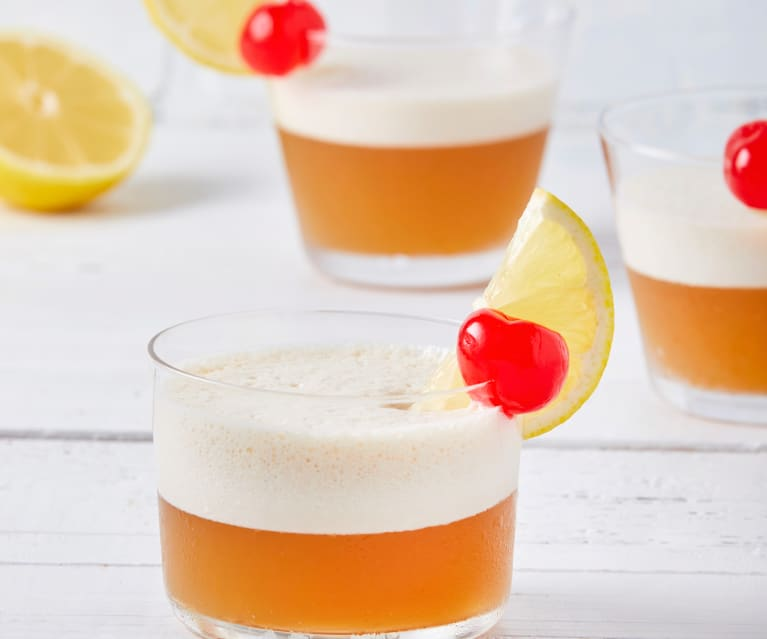 Amaretto Sour (Metric)