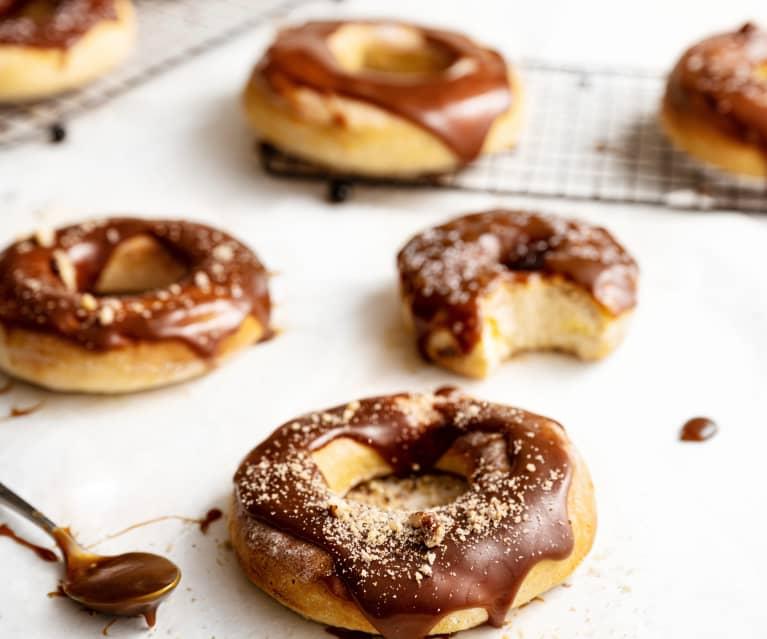 Donuts au caramel