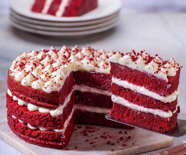 Torta Red velvet - Cookidoo® – la nostra piattaforma ufficiale di ricette  per Bimby®