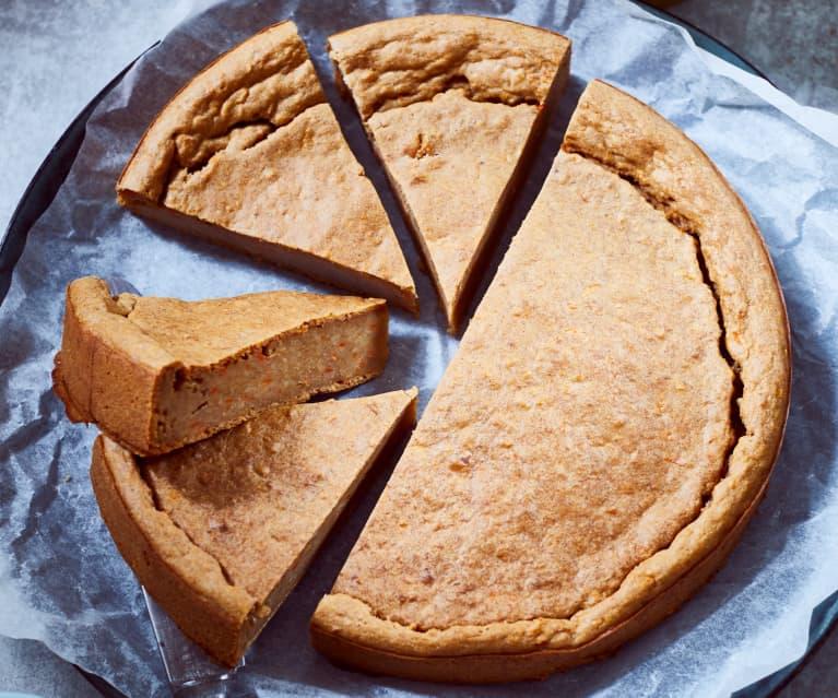 Apfel-Möhren-Kuchen