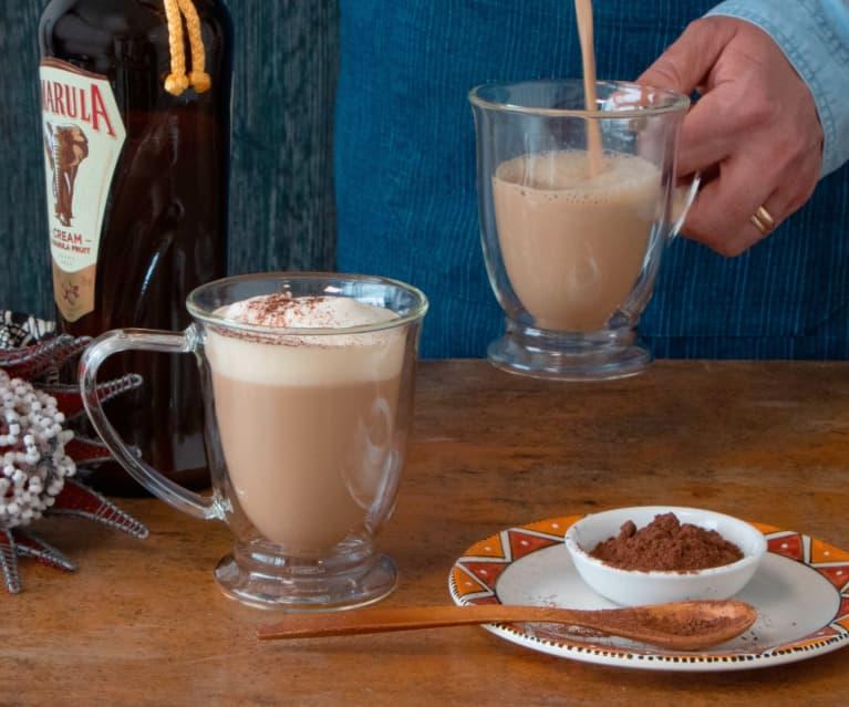 Amarula coffee
