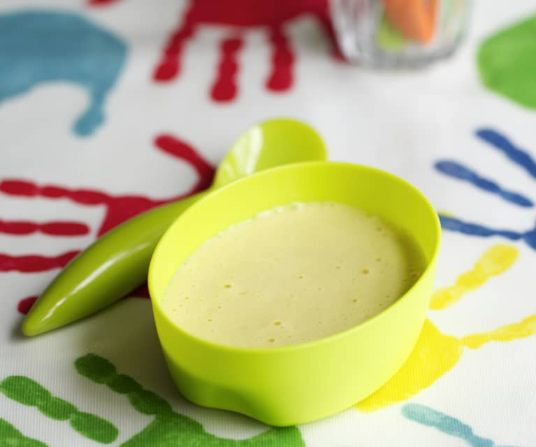 Fruit and Yogurt Purée