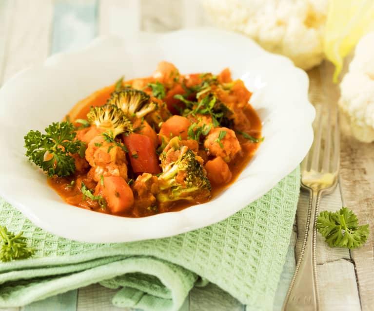 Gemüsegulasch