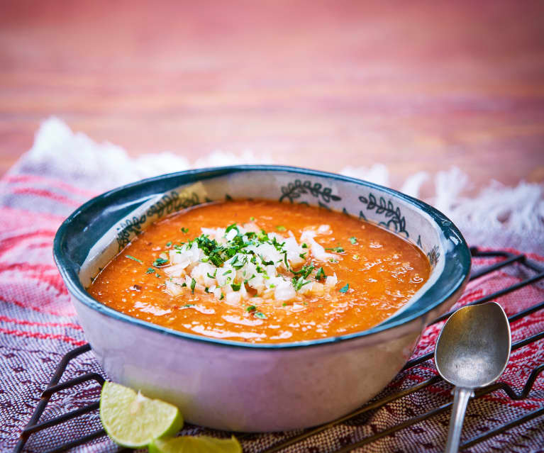 Beef Chipotle Soup