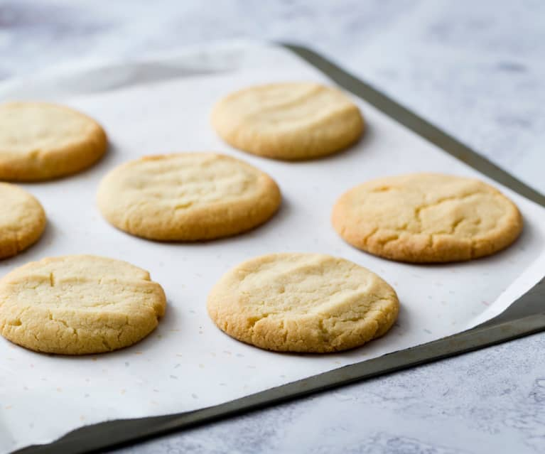 Quick Almond Biscuits