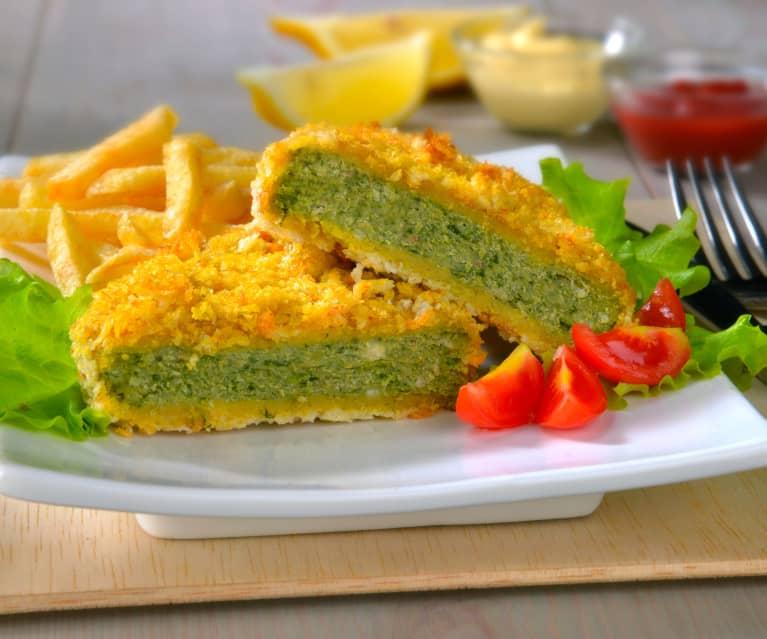 Cotolette di spinaci