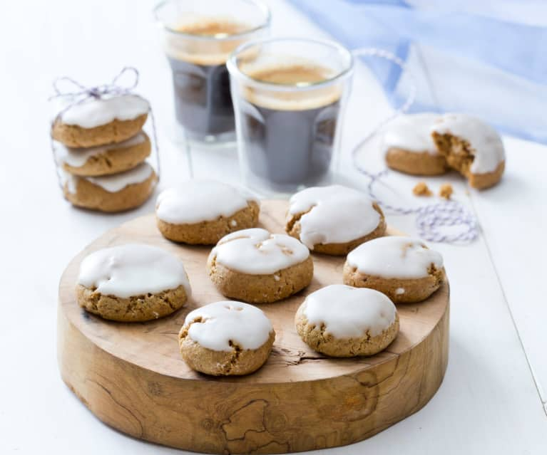 Pfeffernusse German Spice Biscuits