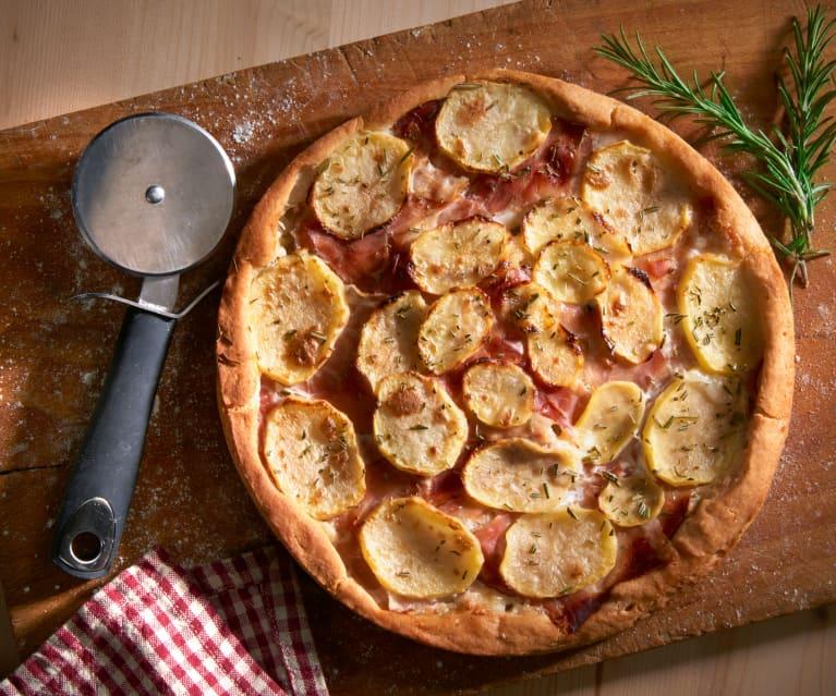 Pizza Dolomiti (senza glutine)
