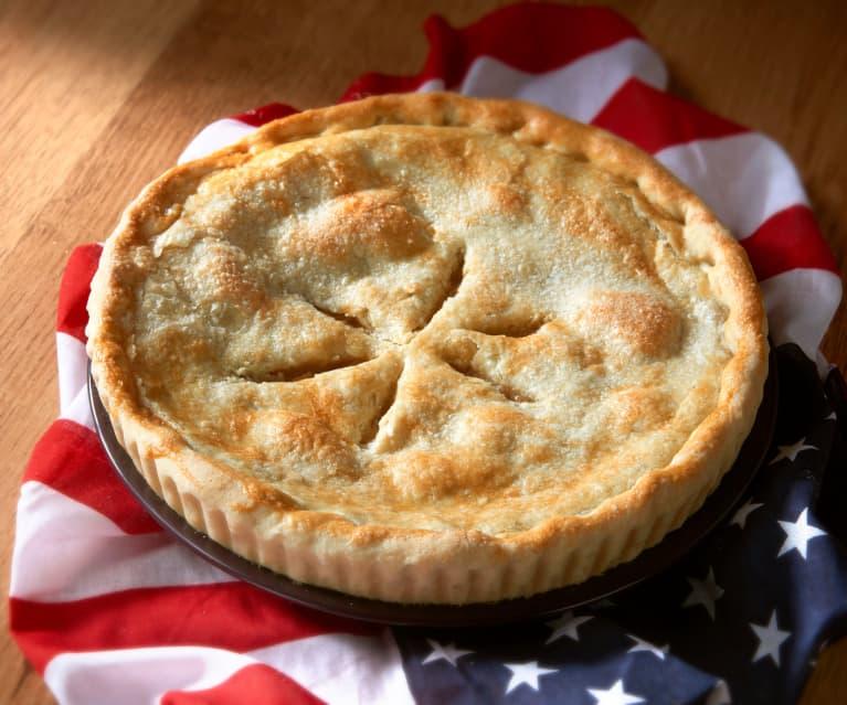 Ricetta Torta Di Mele Americana.Torta Di Mele Americana Cookidoo La Nostra Piattaforma Ufficiale Di Ricette Per Bimby