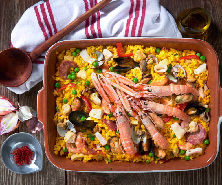 Cookidoo Paella
