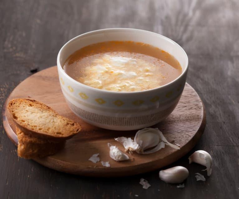 西班牙蒜味湯