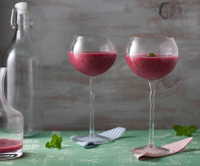 喬瓦娜紫羅蘭雞尾酒(無酒精)
