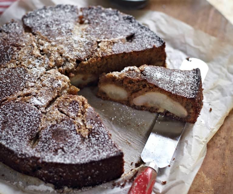 Birnen-Gewürz-Kuchen