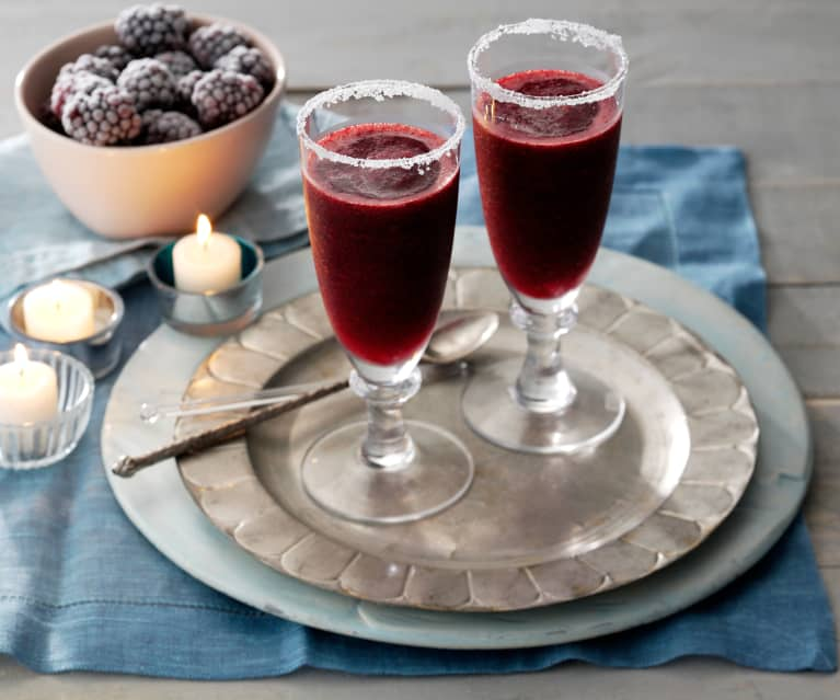 Blackberry Vodka Daiquiri