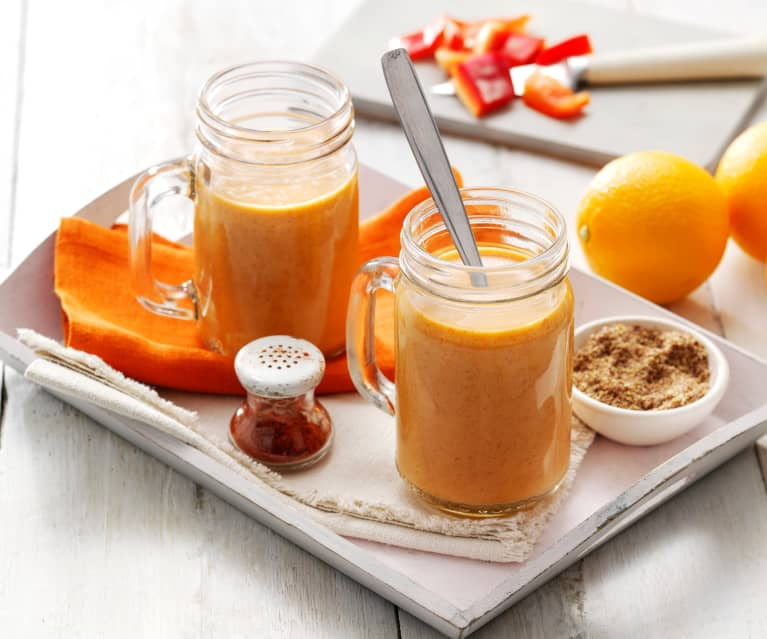 Orange-Detox-Smoothie