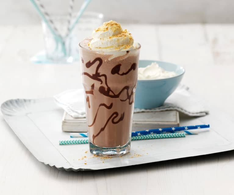 Milkshake al burro di arachidi