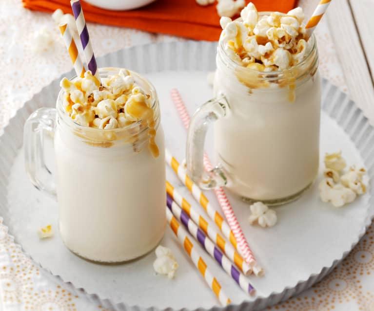 Milkshake al caramello salato