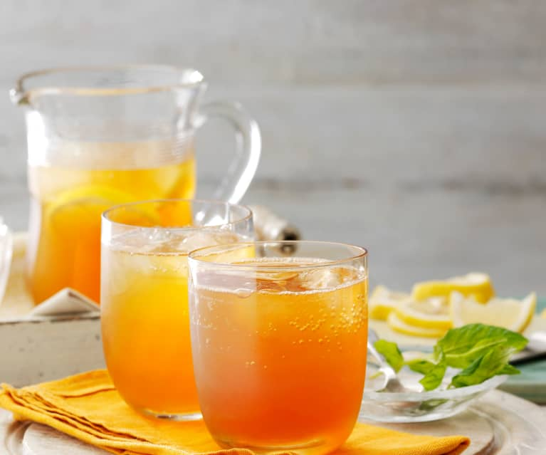 Eistee-Cocktail