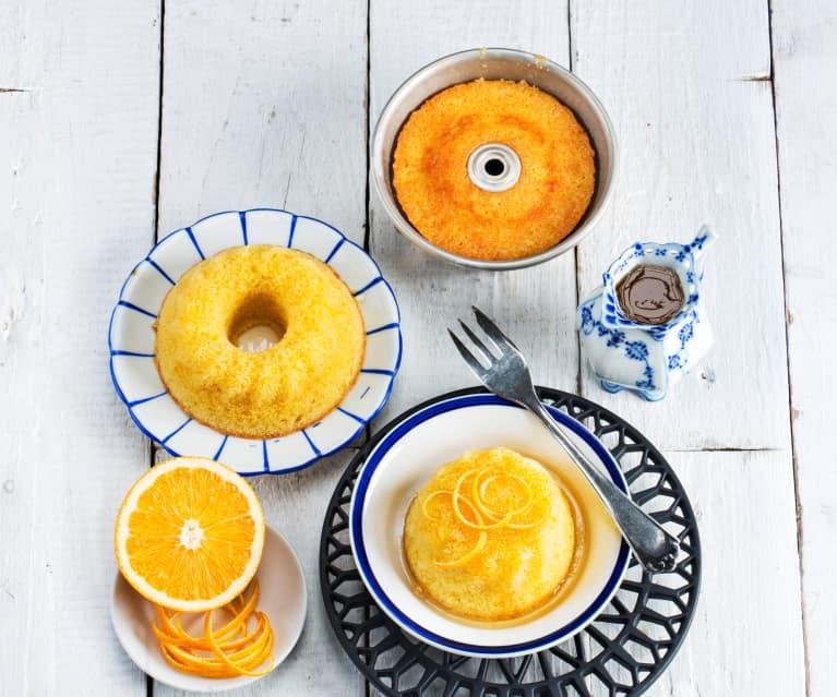 Rivani (Orangen-Grieß-Kuchen)