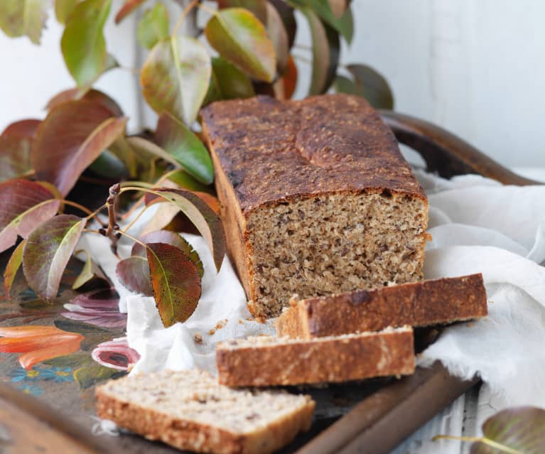 Seedy Wholemeal Bread