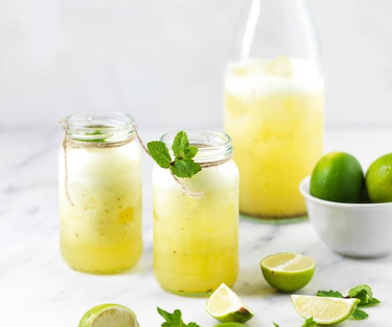 Ananasowe mojito