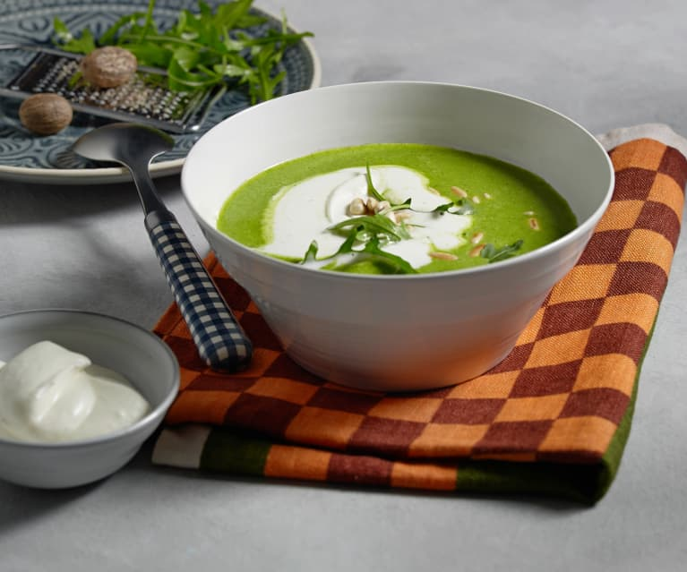 Rucola Suppe