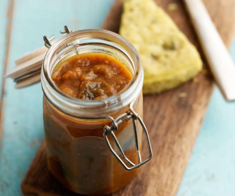 Brinjal Pickle (Aubergine Pickle)