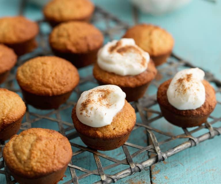 Simple Paleo Cupcake