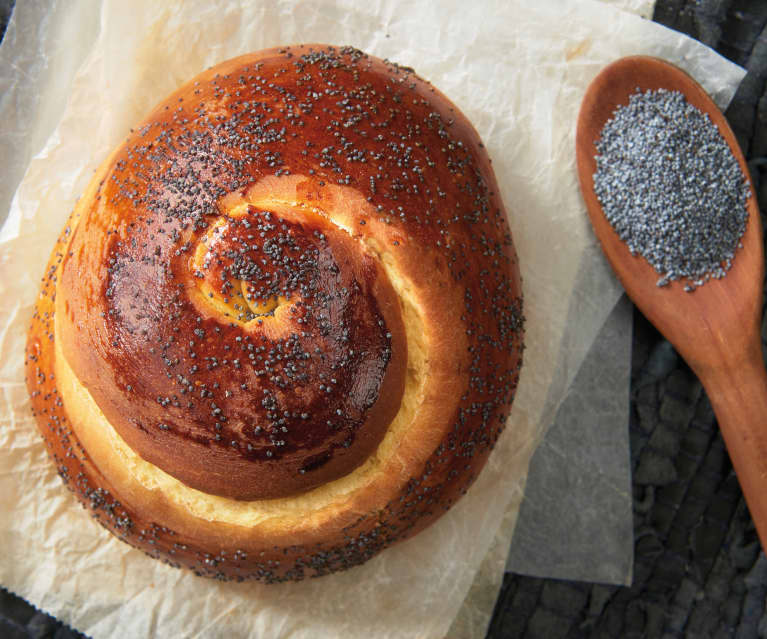 Pane ebraico (Challah)