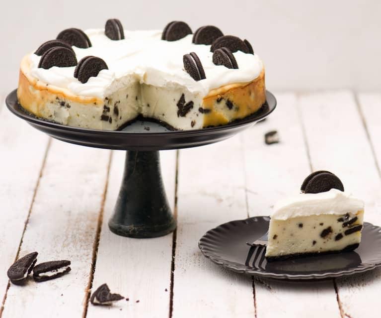 Tvarohový Oreo® dort