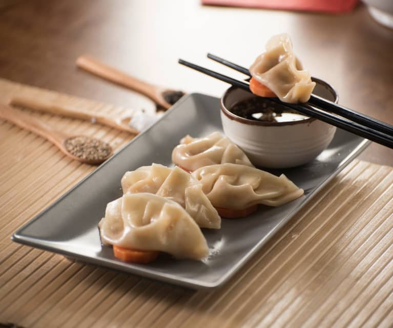 Raviolis aux crevettes (Xia jiao)