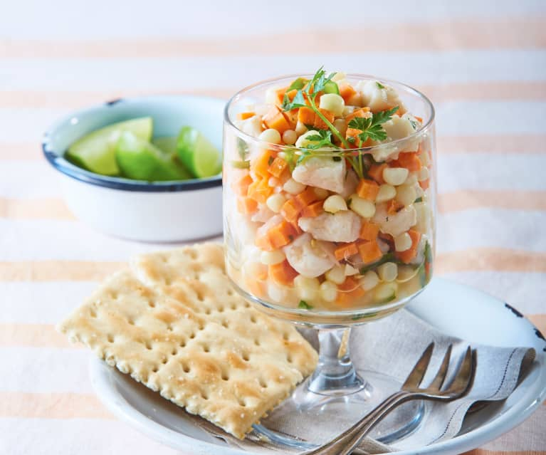 Ceviche Peruano Cookidoo The Official Thermomix Recipe Platform
