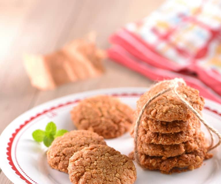 花生餅乾(無麩質)