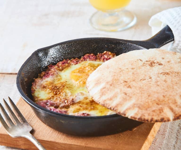 Huevos árabes