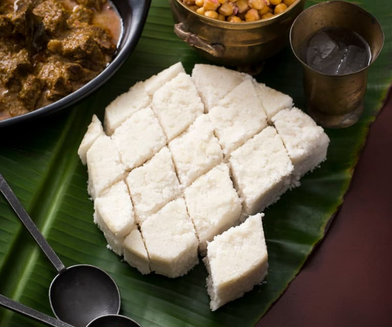 Coconut Rice (Pittu)