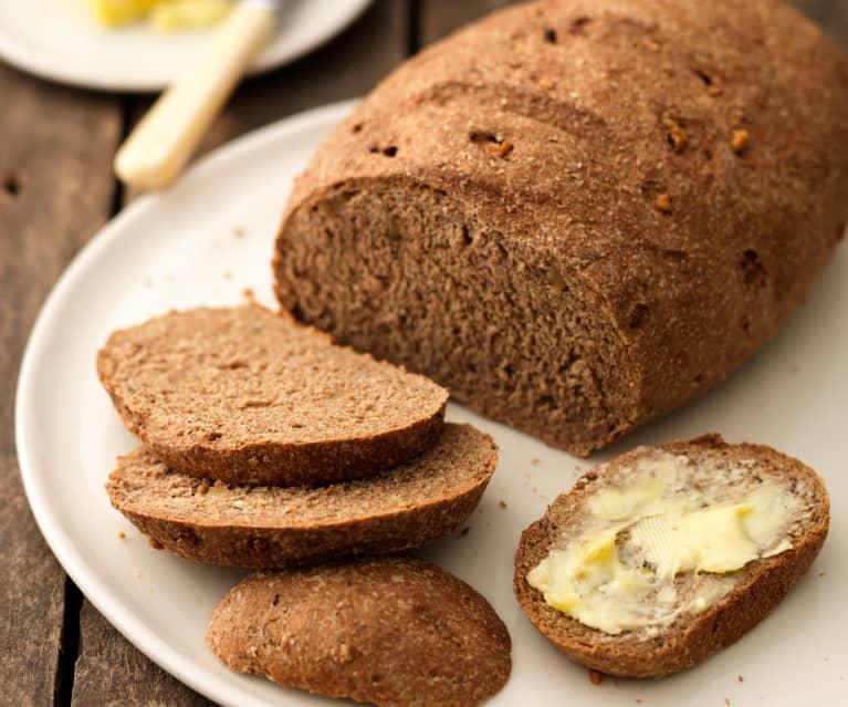 Irish Stout and Walnut Bread