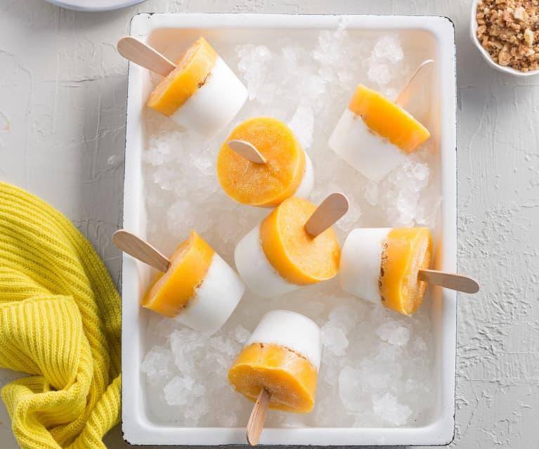 Mango sorbet thermomix