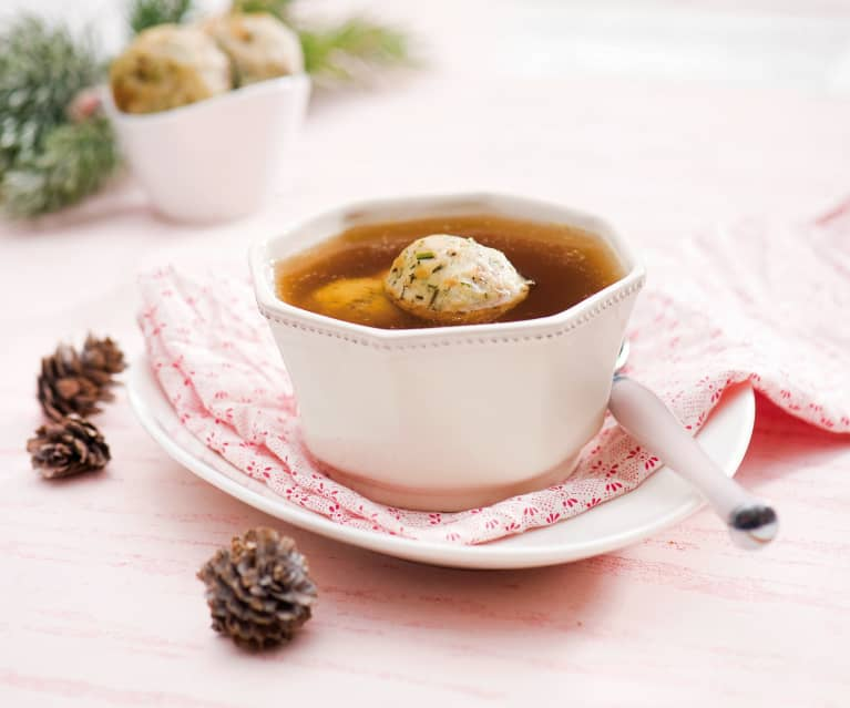 Zupa rybna z pulpetami z karpia