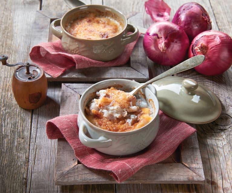 Zuppa di cipolle di Cannara