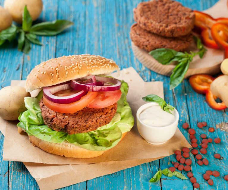 Rosso burger