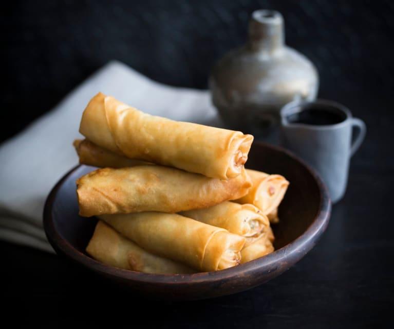 Spring rolls vietnamiti (Cha gio)