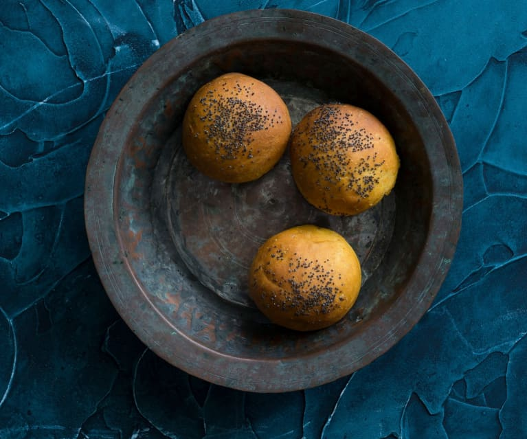 Masala bread rolls