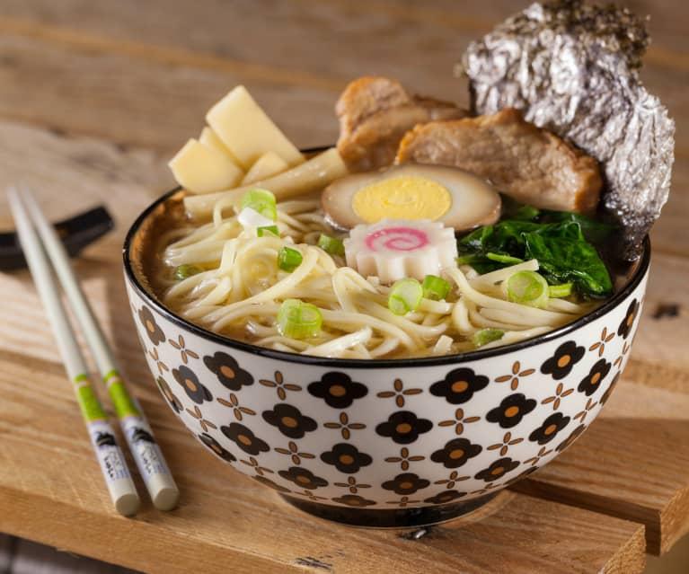 Ricetta Ramen Con Bimby.Hakodate Style Ramen Cookidoo La Nostra Piattaforma Ufficiale Di Ricette Per Bimby