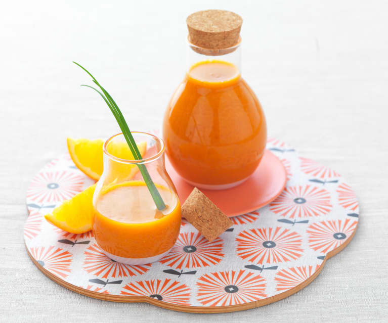 Vinaigrette à l'orange