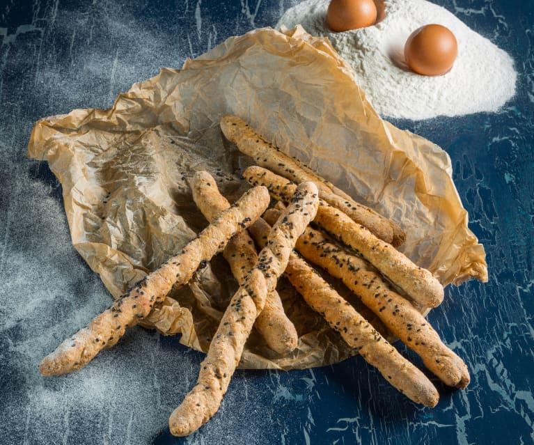 Pastinaken-Salbei-Sticks
